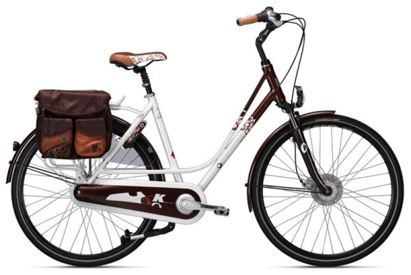 Kalkhoff Connect Lady de Luxe Citybike