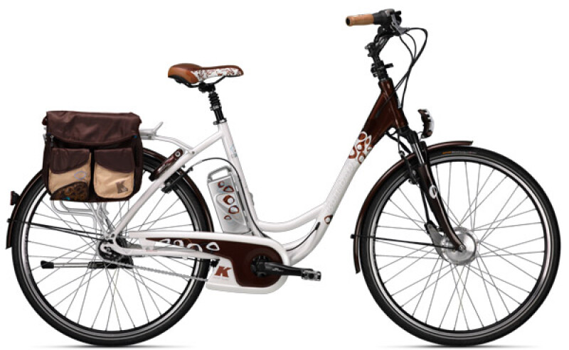 Kalkhoff Connect Lady F 8 E-Bike