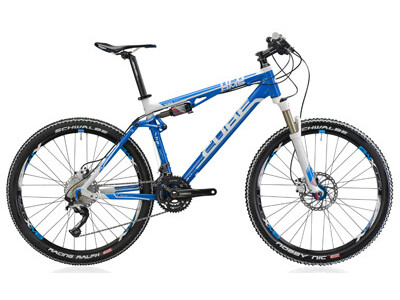 Cube Ams Comp blue-white