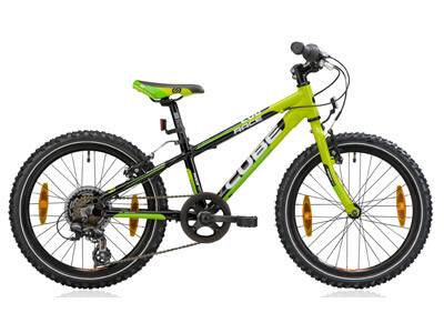 Cube Team Kid 200 racing green