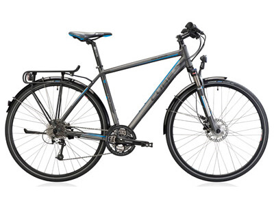 Cube Touring grey-silver-blue