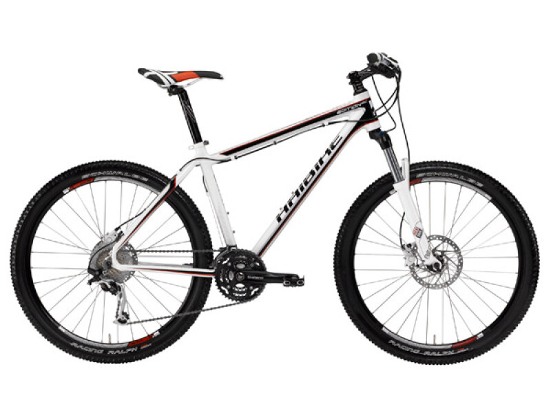 Haibike Edition RC weiss