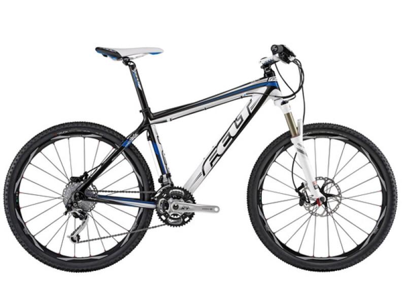Felt Six Pro weiss-carbon
