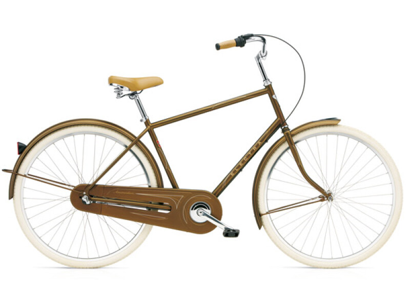 Electra Bicycle Amsterdam Original 3i espresso satin men's