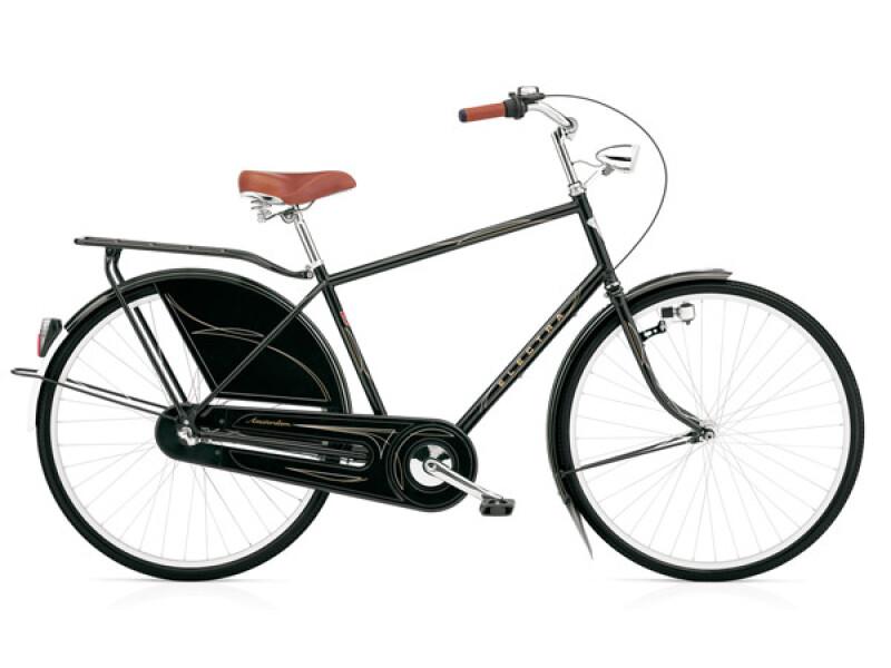 Electra Bicycle Amsterdam Classic 3i Black