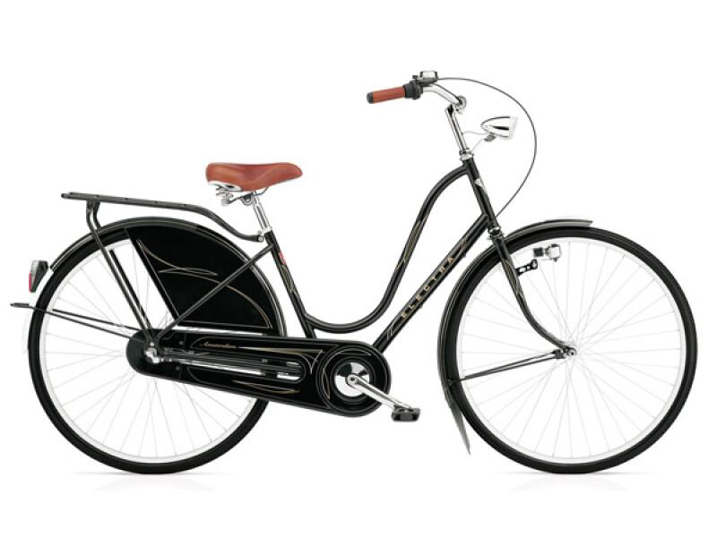 Electra Bicycle Amsterdam Classic 3i Ladies black