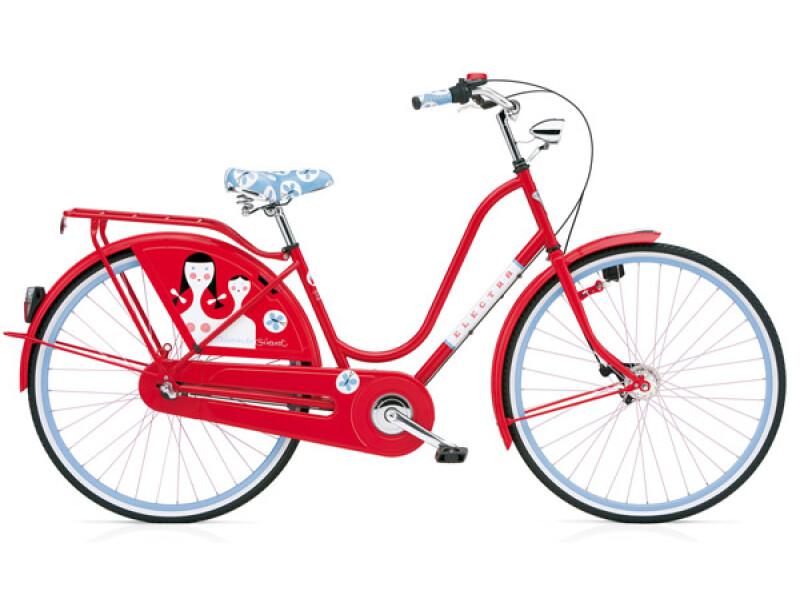 Electra Bicycle Amsterdam Alexander Girard 3i Madonna