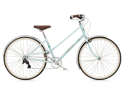 Electra Bicycle Ticino 8-D old-Style