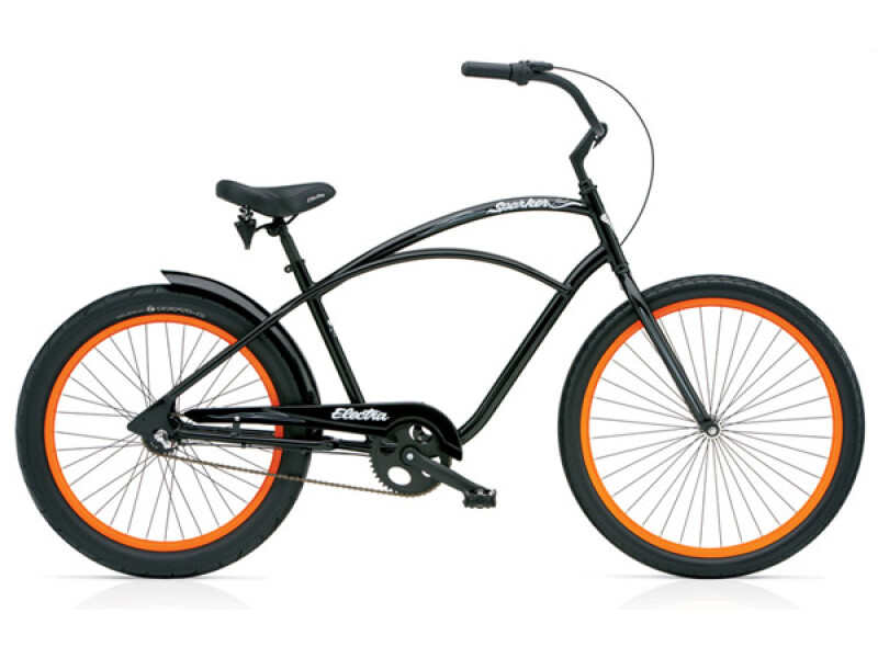 Electra Bicycle Sparker Special 3i black
