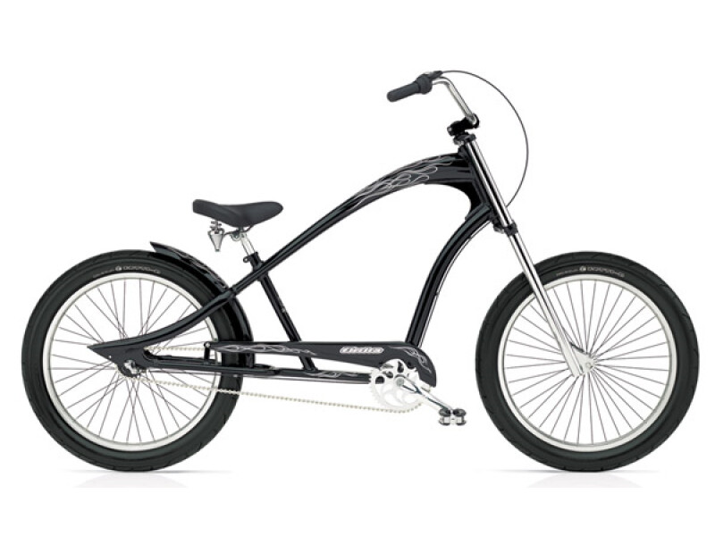 Electra Bicycle Ghostrider 3i black men's