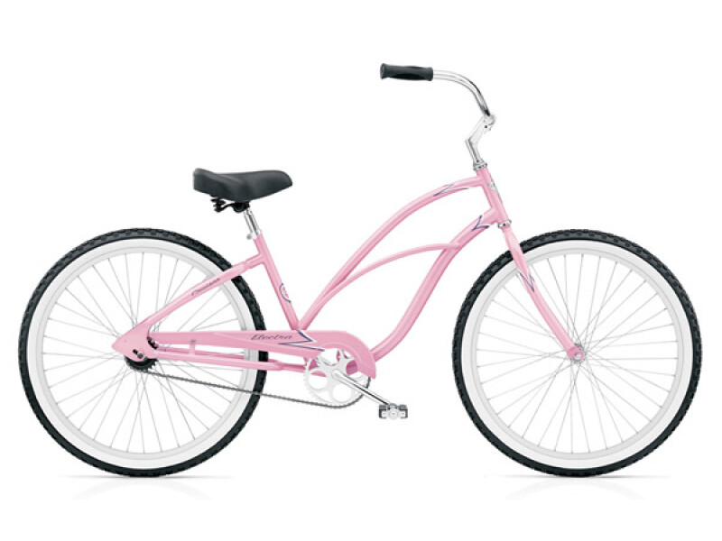 Electra Bicycle Cruiser 1 pink pearl ladies'