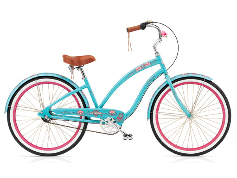 Electra Bicycle OM 3i jade ladies'