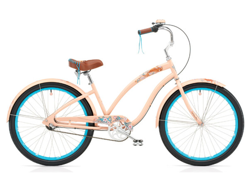 Electra Bicycle Koi 3i nude ladies'