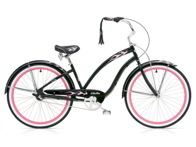 Electra Bicycle Betty 3i black