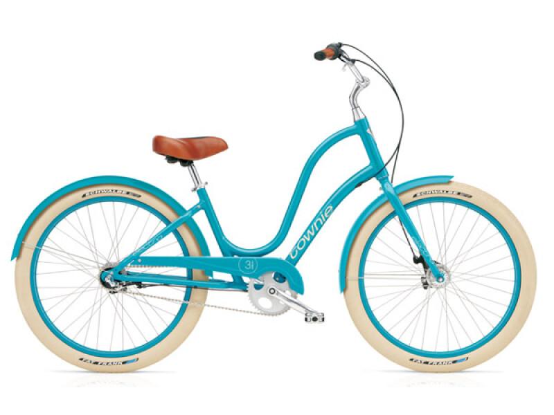 Electra Bicycle Townie Balloon 3i Ladies azure ladies'
