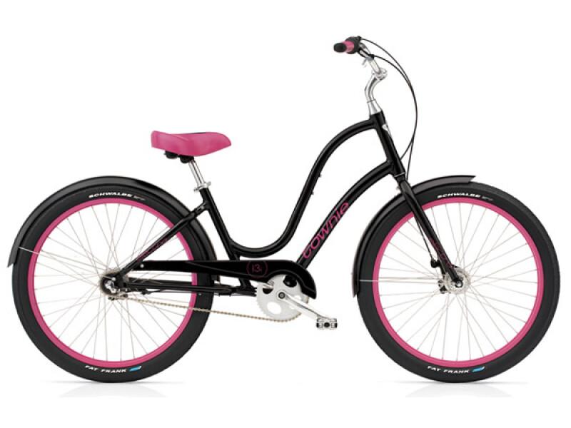 Electra Bicycle Balloon 3i Ladies black