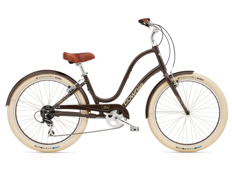 Electra Bicycle Townie Balloon 8D coffee ladies'