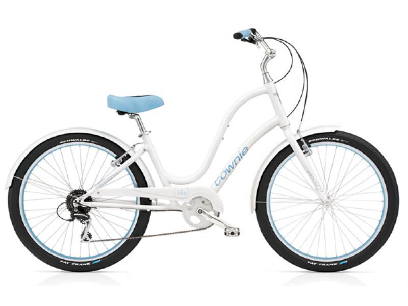 Electra Bicycle Balloon 8D Ladies white