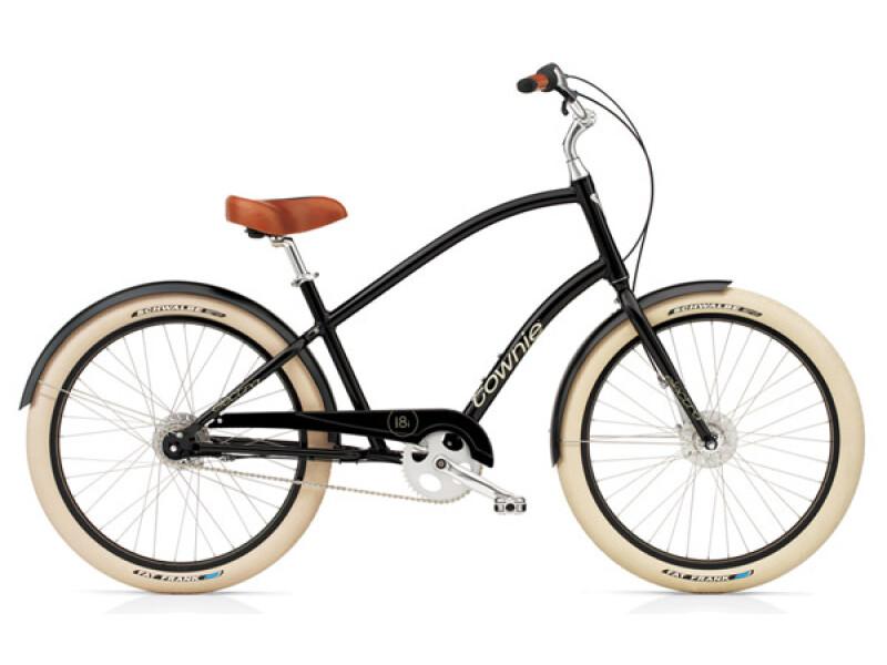 Electra Bicycle Townie Balloon 8i ebony men's