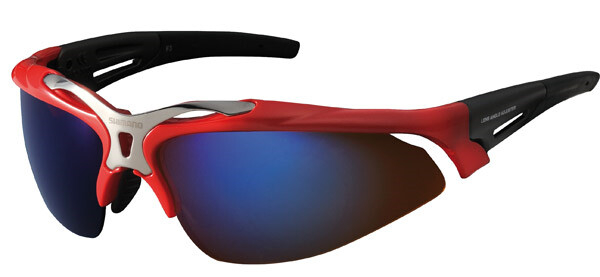 SHIMANO - Brille S70 R Brilliant Red