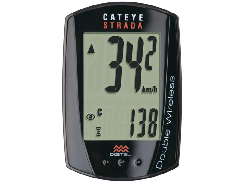 Cateye STRADA DoubleWireless CC-RD 400 DW