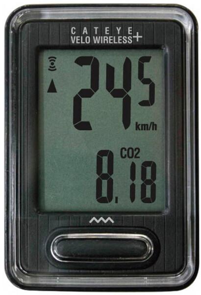Cateye VELO Wireless Plus CC-VT 210 W