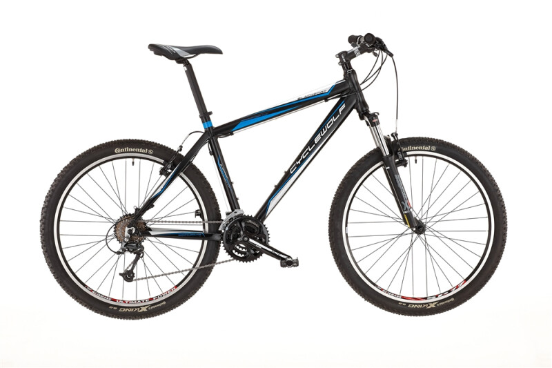 CycleWolf Blackfoot Mountainbike