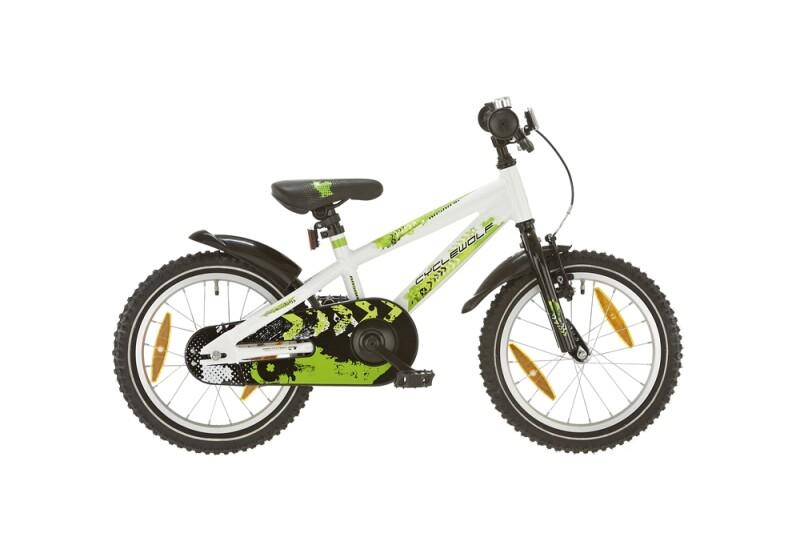 CycleWolf Kaska 16 Zoll Kinder / Jugend