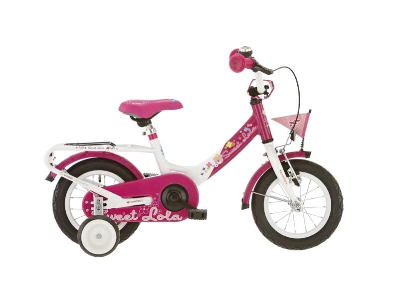 Falter Sweet Lola Alu 12 Zoll pink