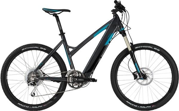 GHOST - E-Hybride Trail 4000 Lady