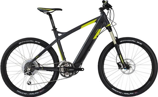 GHOST - E-Hybride Trail 4000