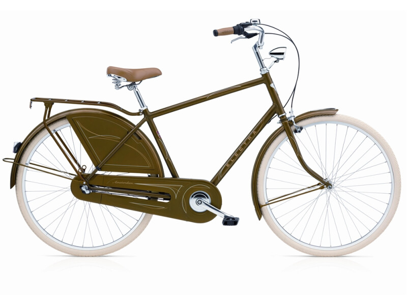 Electra Bicycle Amsterdam Classic 3i espresso satin mens