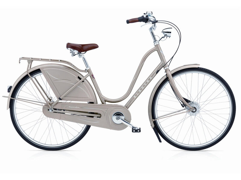Electra Bicycle Amsterdam Royal 8i gold ladies'