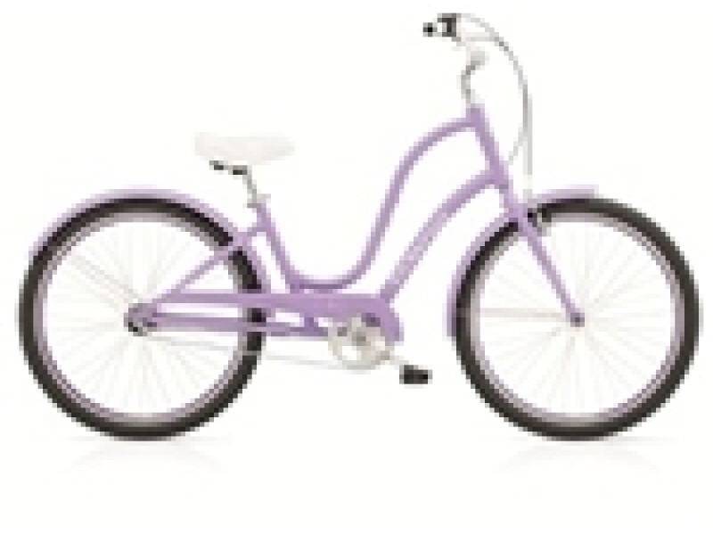Electra Bicycle Townie Original 3i lilac ladies'