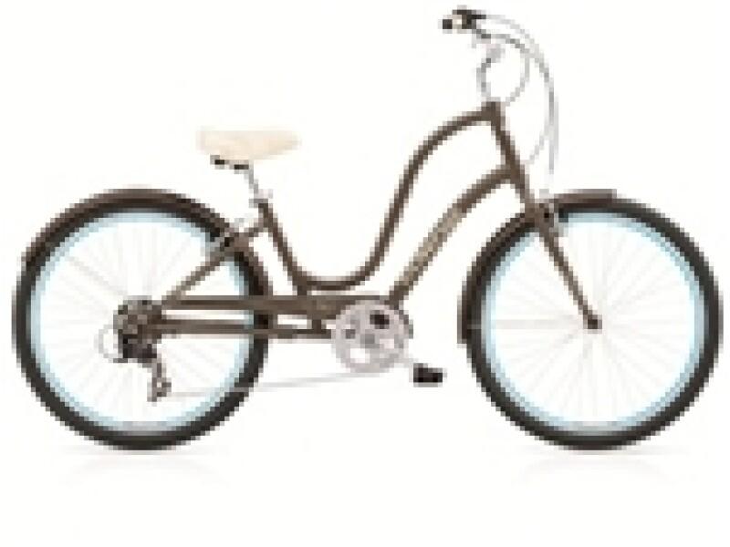 Electra Bicycle Townie Original 7D quartz grey ladies'