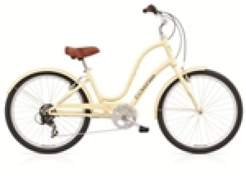 Electra Bicycle Townie Original 7D vanilla ladies'
