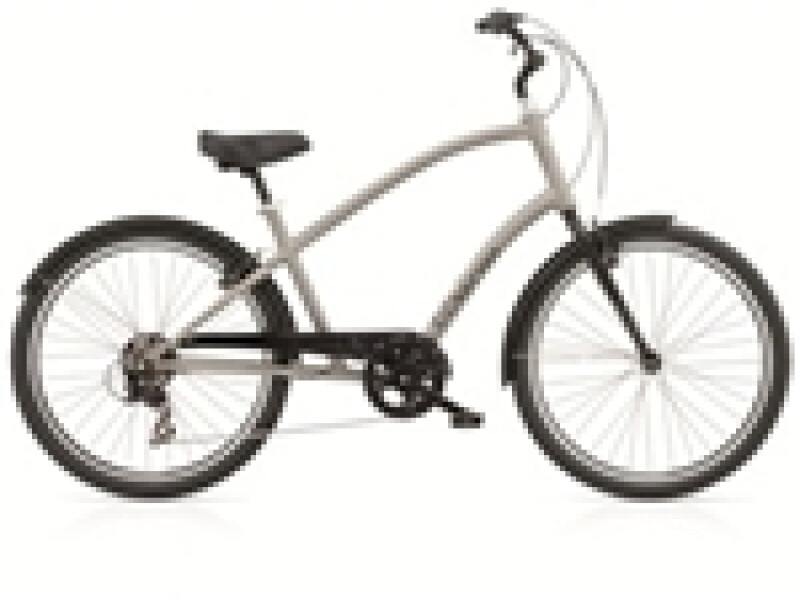 Electra Bicycle Townie Original 7D graphite men's
