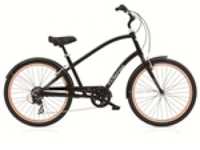 Electra Bicycle Townie Original 7D black men's