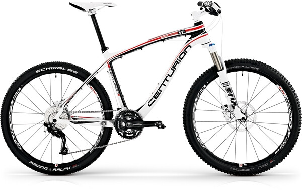 CENTURION - BACKFIRE CARBON LTD.
