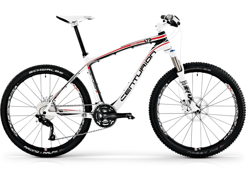 Centurion BACKFIRE CARBON LTD.