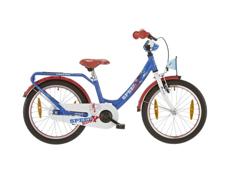 FALTER Speedy Eddy Alu 18 Zoll blau
