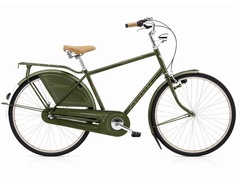 Electra Bicycle Amsterdam Classic 3i forest metalic mens