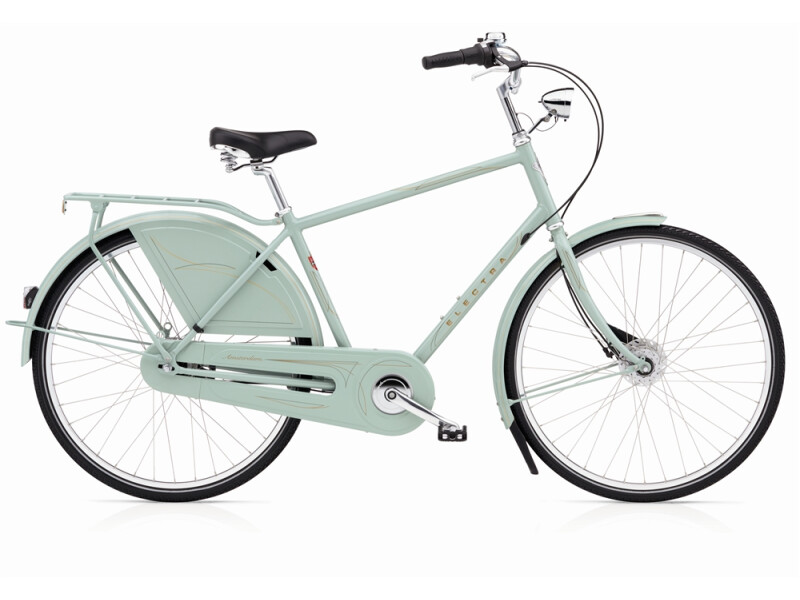Electra Bicycle Amsterdam Royal 8i field grey ladies