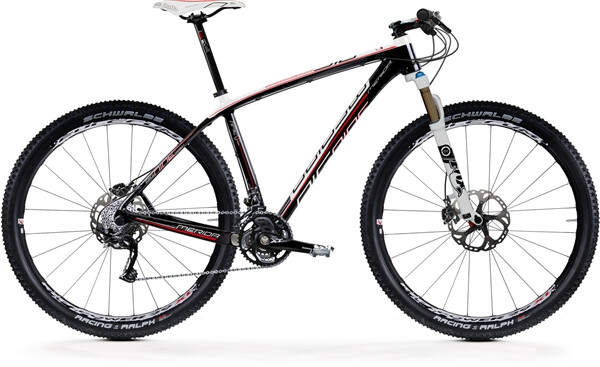 MERIDA - BIG.NINE CARBON 3000-D