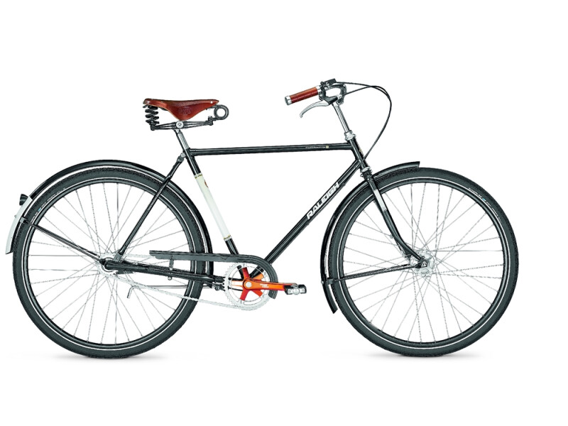 Raleigh Roadster 125th