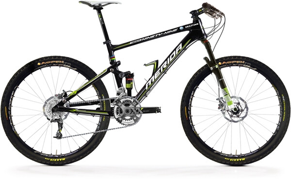 MERIDA - NINETY-NINE CARBON TEAM-D