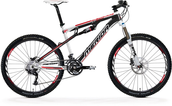 MERIDA - NINETY-SIX CARBON XT-D