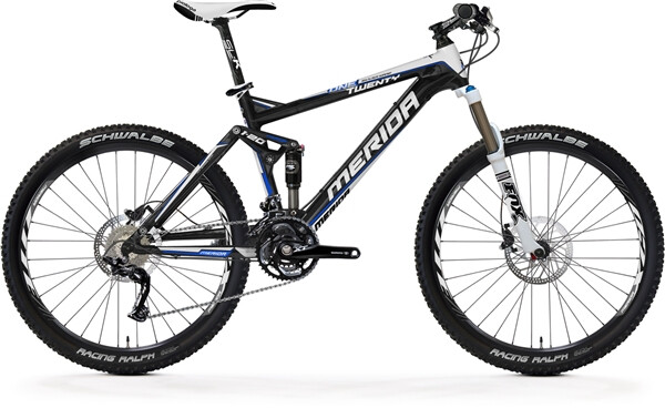 MERIDA - ONE-TWENTY CARBON XT-D