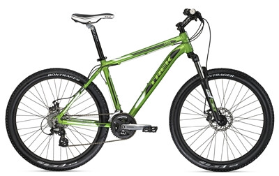 Trek - 3700 Disc green