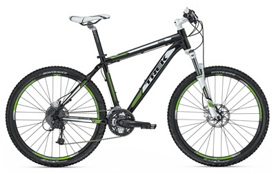Trek - 4500 Disc black/green